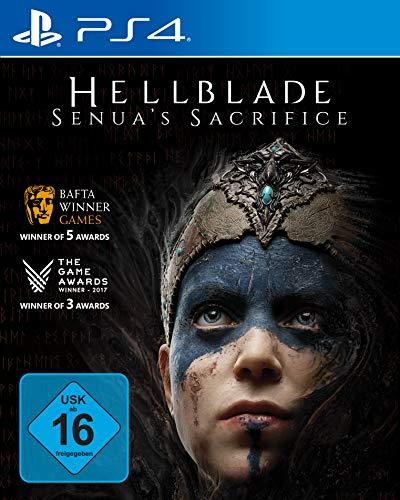 Hellblade: Senua`s sacrifice ( 8,5 rating op IGN-benelux )