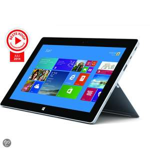 Microsoft Surface 2 tablet (32GB) voor €299 @ Bol.com