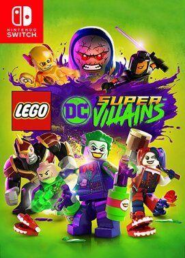LEGO DC Super-Villains voor de Switch (digitale versie) bij Instant Gaming
