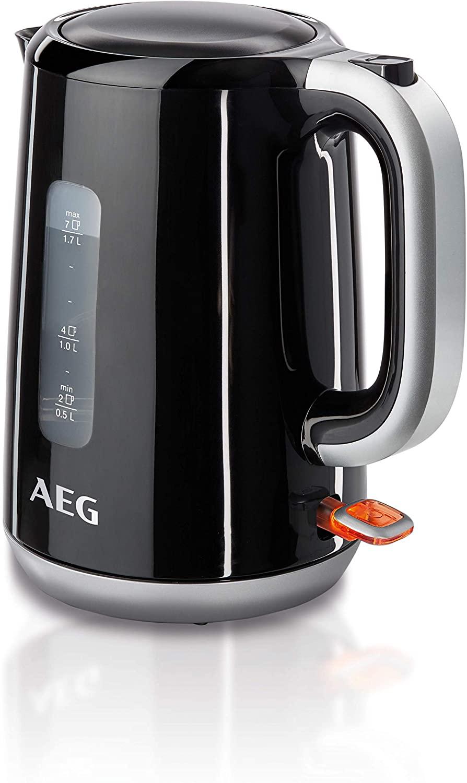 AEG EWA3300 Snelwaterkoker (1,5 liter, 2200 Watt) @ Amazon.nl