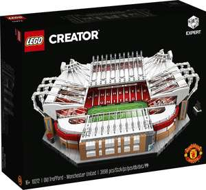 LEGO Creator Expert Old Trafford Manchester United - 10272