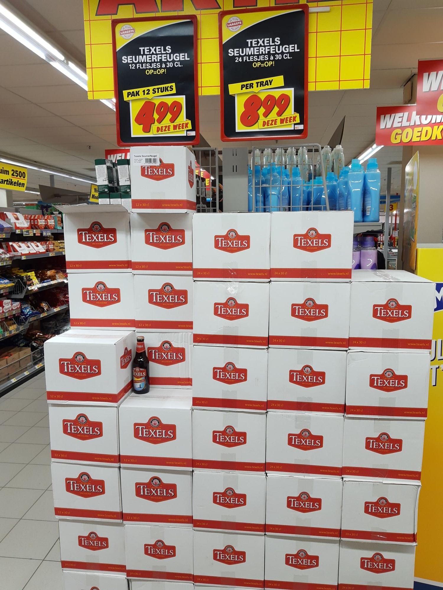 Texels Seumerfeugel 12 of 24 flesjes