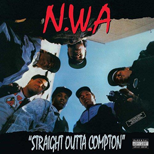 N.W.A. - Straight Outta Compton (vinyl) € 9,98 @ Amazon DE