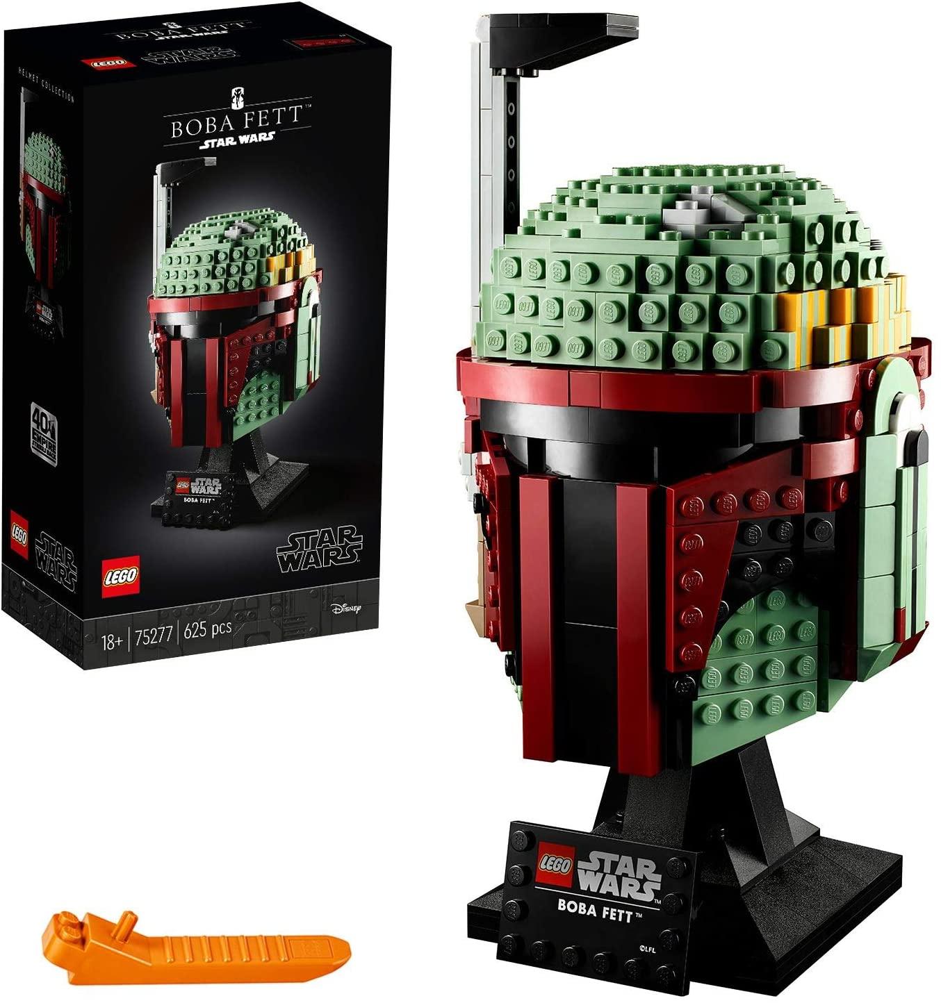 LEGO® Star Wars™ Boba Fett™ helm