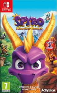 Spyro: Reignited Trilogy - Nintendo Switch (Nintendo Switch)