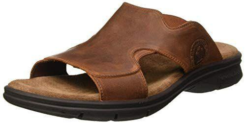 Panama Jack Robin Basics heren Peeptoe sandalen