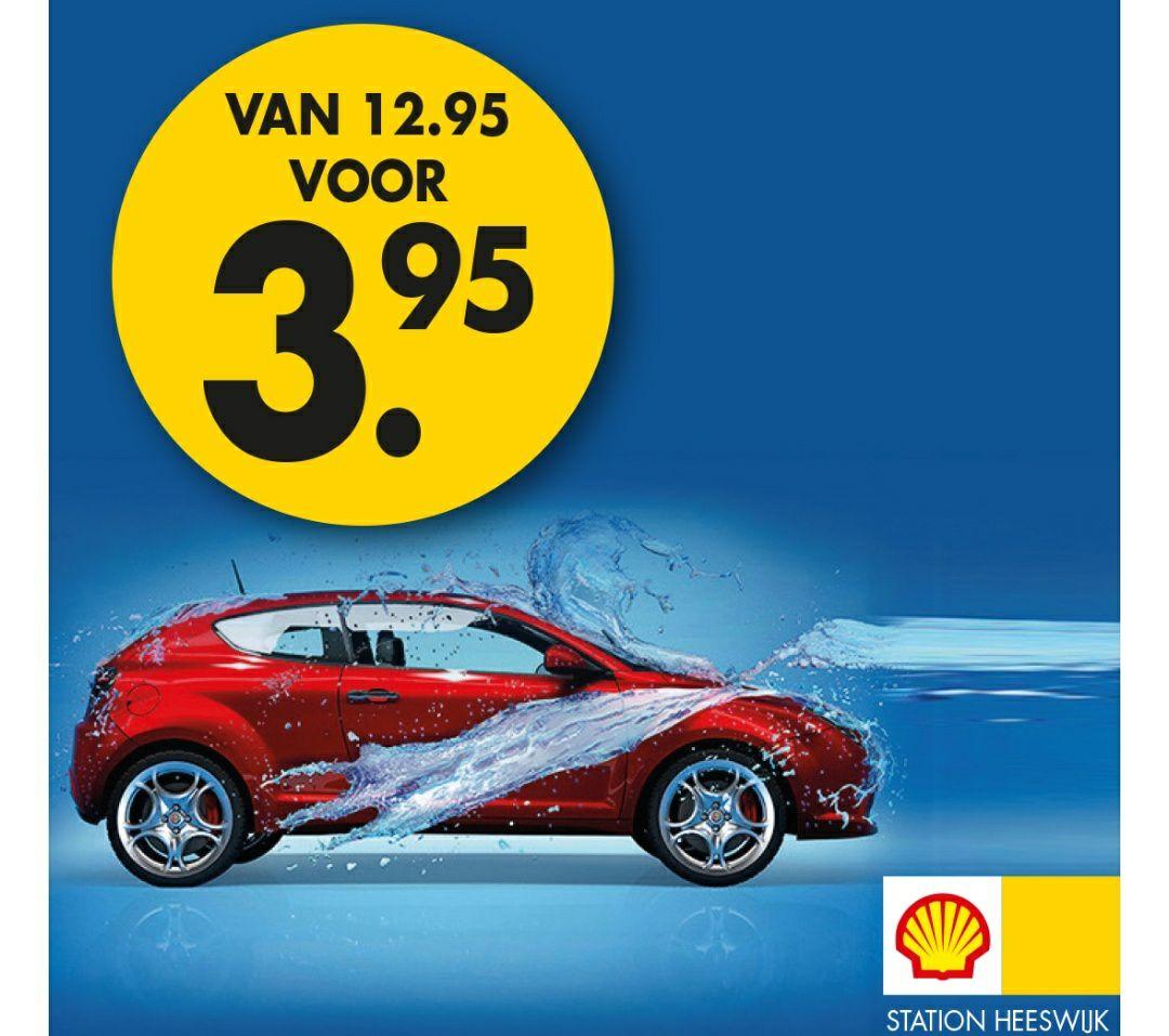[Lokaal] 70% korting op autowasstraat in Montfoort