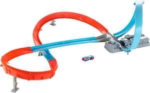 Hot Wheels figure 8 racebaan
