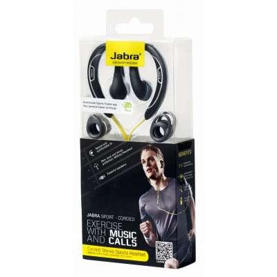 Jabra Sport Stereo Bedrade Headset Geel @ Knaldeals