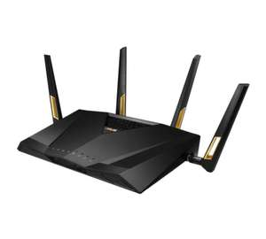 Asus RT-AX88U - Draadloze router - 8-poorts switch - 802.11a/b/g/n/ac/ax - MU-MIMO - AiProtection