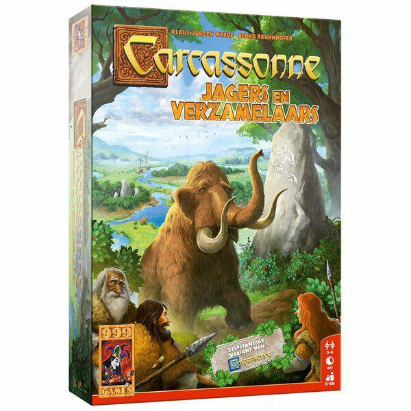 Carcassonne Jagers & Verzamelaars, Amazone en Junior voor maar €14,99 bij Kruidvat, EXTRA 20% korting op 18-11 koopavond met voucher