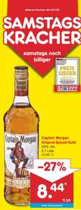 [GRENSDEAL] Captain Morgan 0,7L