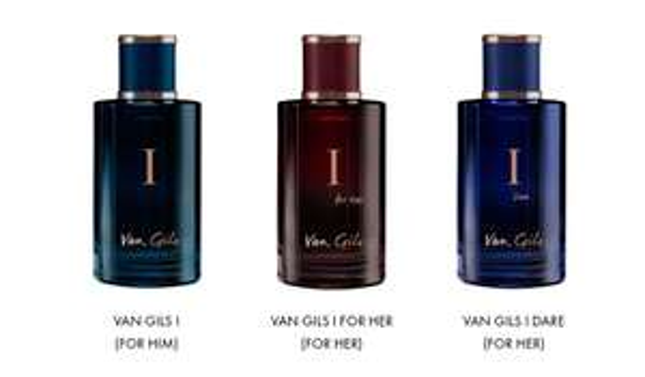 Gratis sample Van Gils parfum