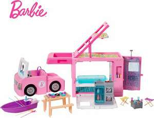 BARBIE 3-IN-1 DROOMCAMPER
