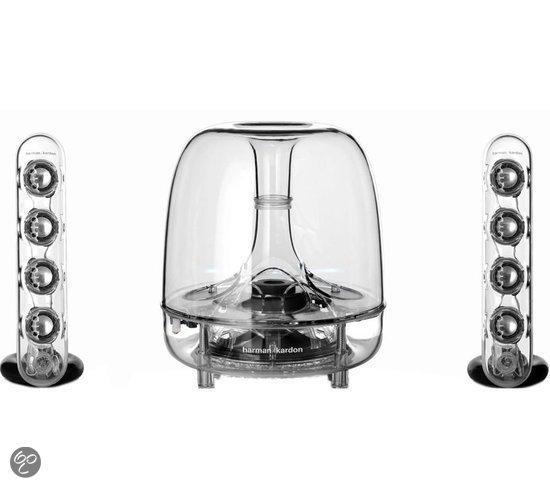 Harman Kardon speakerset SoundSticks III  voor €99  @ Bol.com