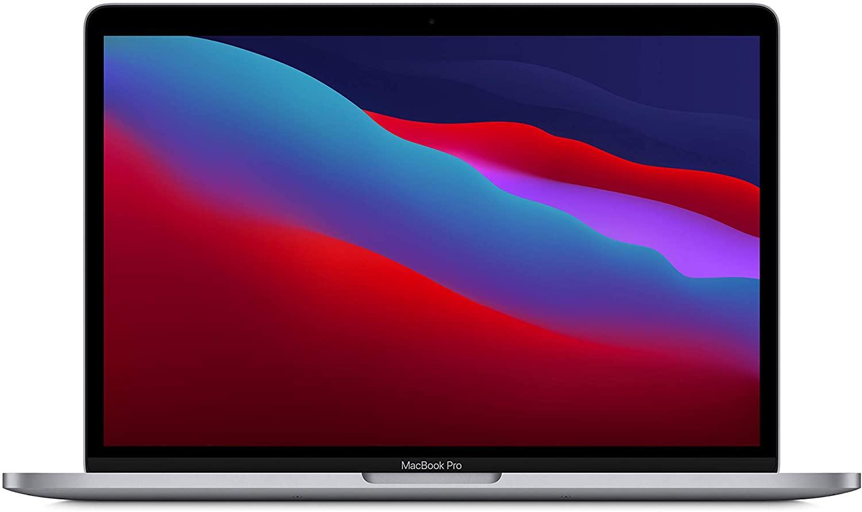 Nieuw Apple MacBook Pro met Apple M1‑chip (13-inch, 8 GB RAM, 256 GB SSD)