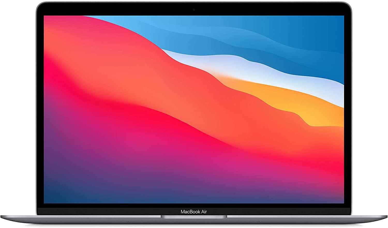 Nieuw Apple MacBook Air met Apple M1‑chip (13-inch, 8 GB RAM, 256 GB SSD)