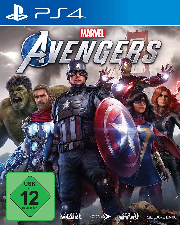Marvel's Avengers (PS4) @ Amazon.nl