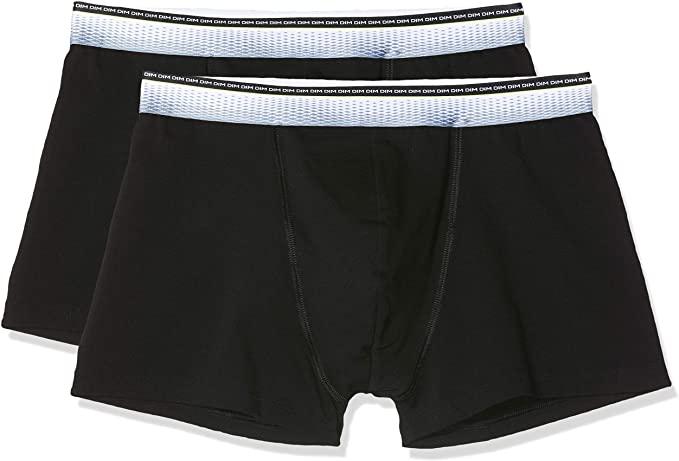 DIM Absolu Fit 2-pack heren boxershorts zwart voor €5,64 @ Amazon.nl
