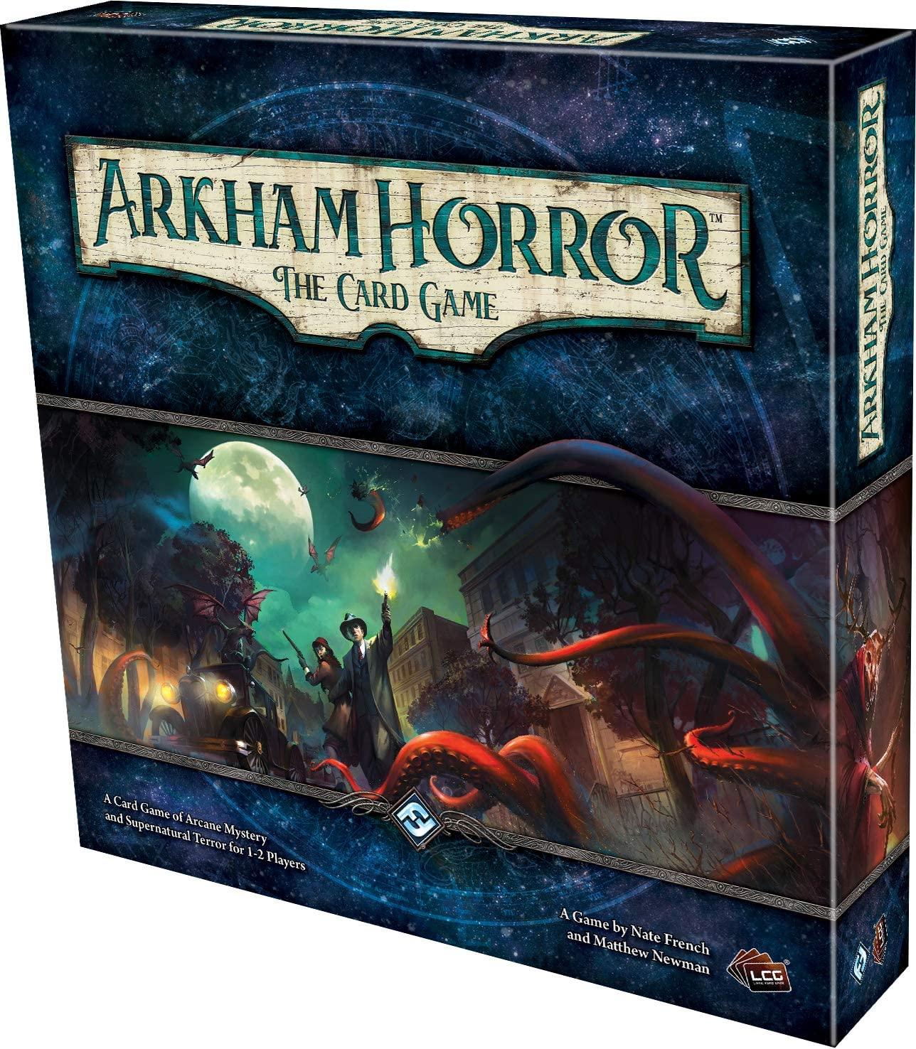Arkham Horror: The Card Game (Engels)