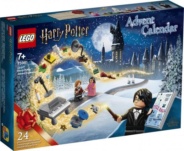 LEGO® Harry Potter™ adventkalender (75981)