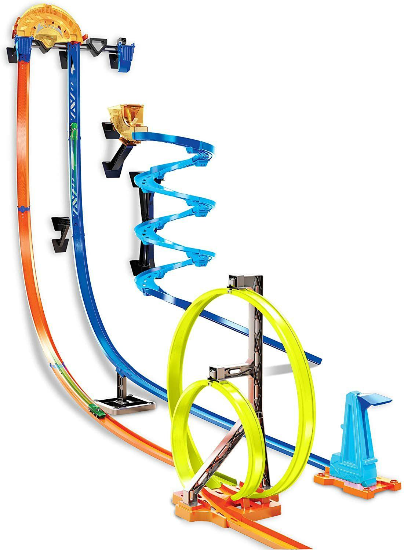 Hot Wheels GGH70 Track Builder - Verticale lanceerset