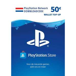 PlayStation Store €50 Tegoed @ Intertoys (Winkels)