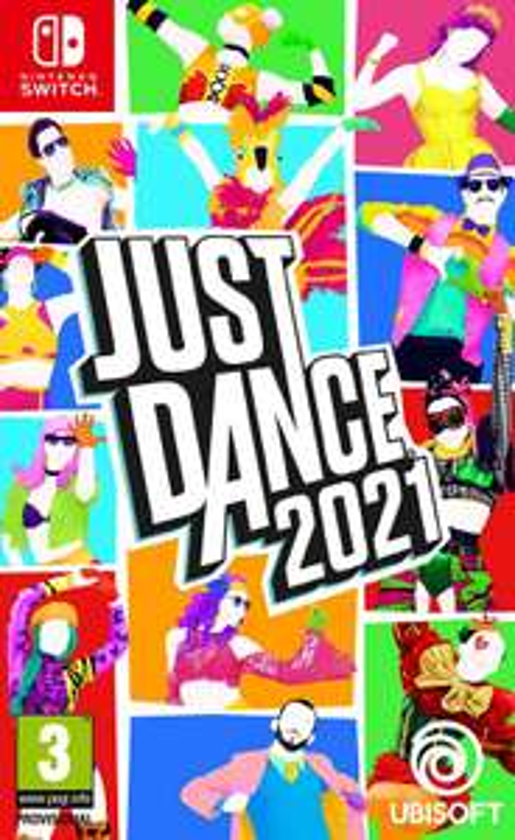 Just Dance 2021 voor €33,- Bol Dagdeal