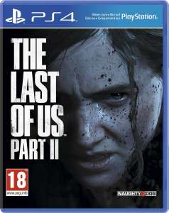 The last of us Part II - standard edition - Dagdeal!