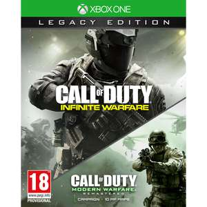 Call of Duty: Infinite Warfare Legacy Edition - Xbox One - Intertoys Winkels