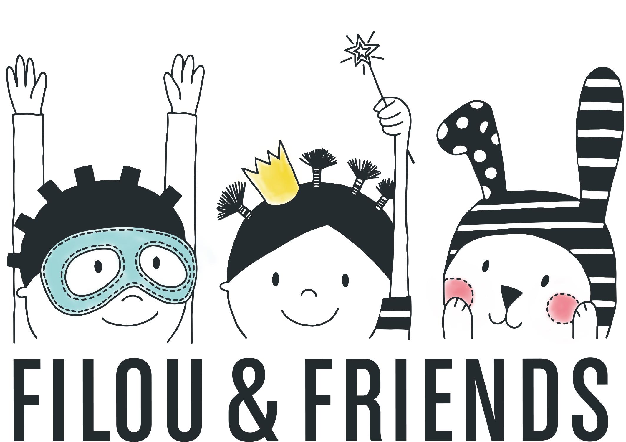 Stockverkoop bij Filou & Friends (Kinderkledij van 0 t.e.m 10 Jaar).Korting tot 75%.