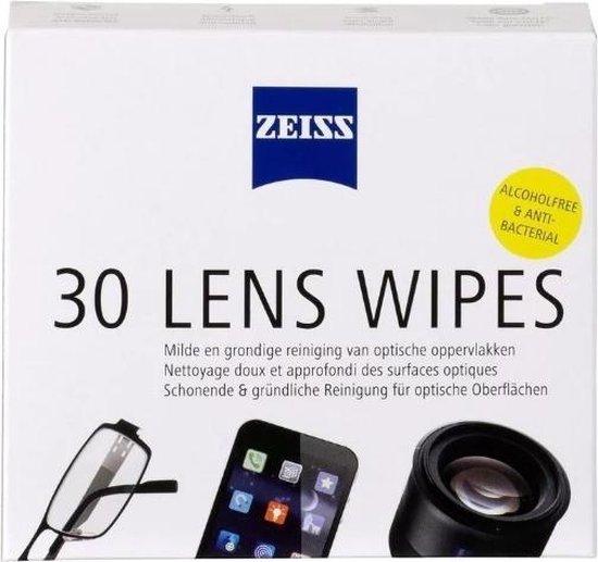 Zeiss Lens Wipes Reinigingsdoekjes van €1,99 voor €0,99 @ Kruidvat