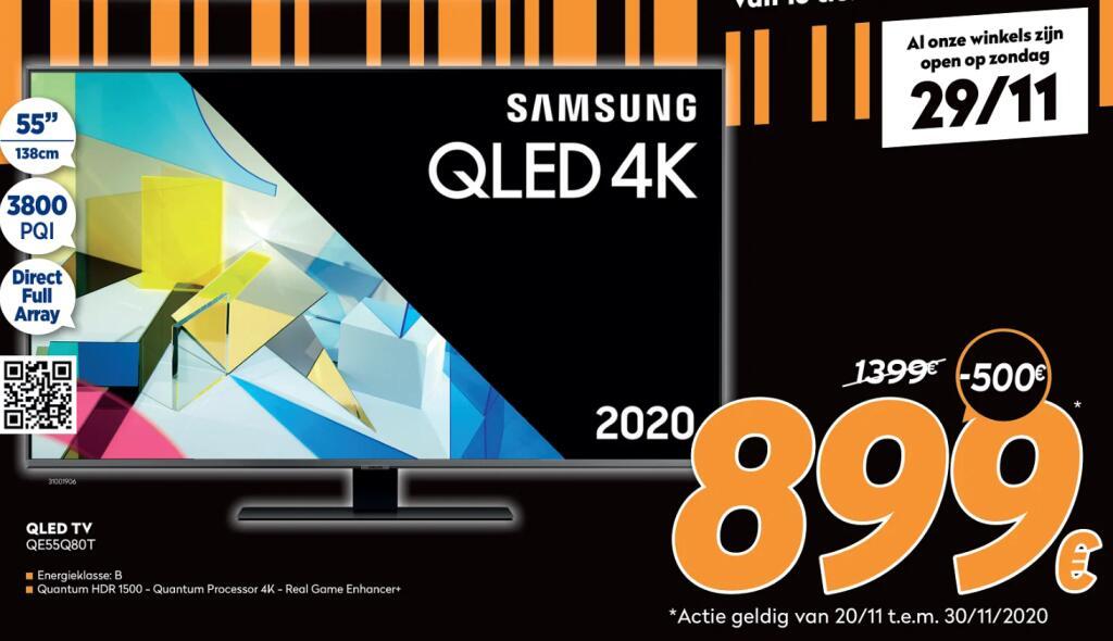Samsung QLED 4K 55Q80T