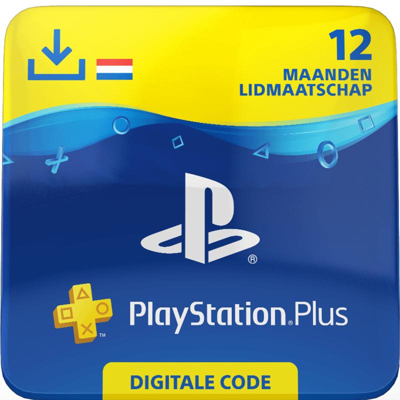 PlayStation Plus - 12 maanden 'Black Friday' 25% korting