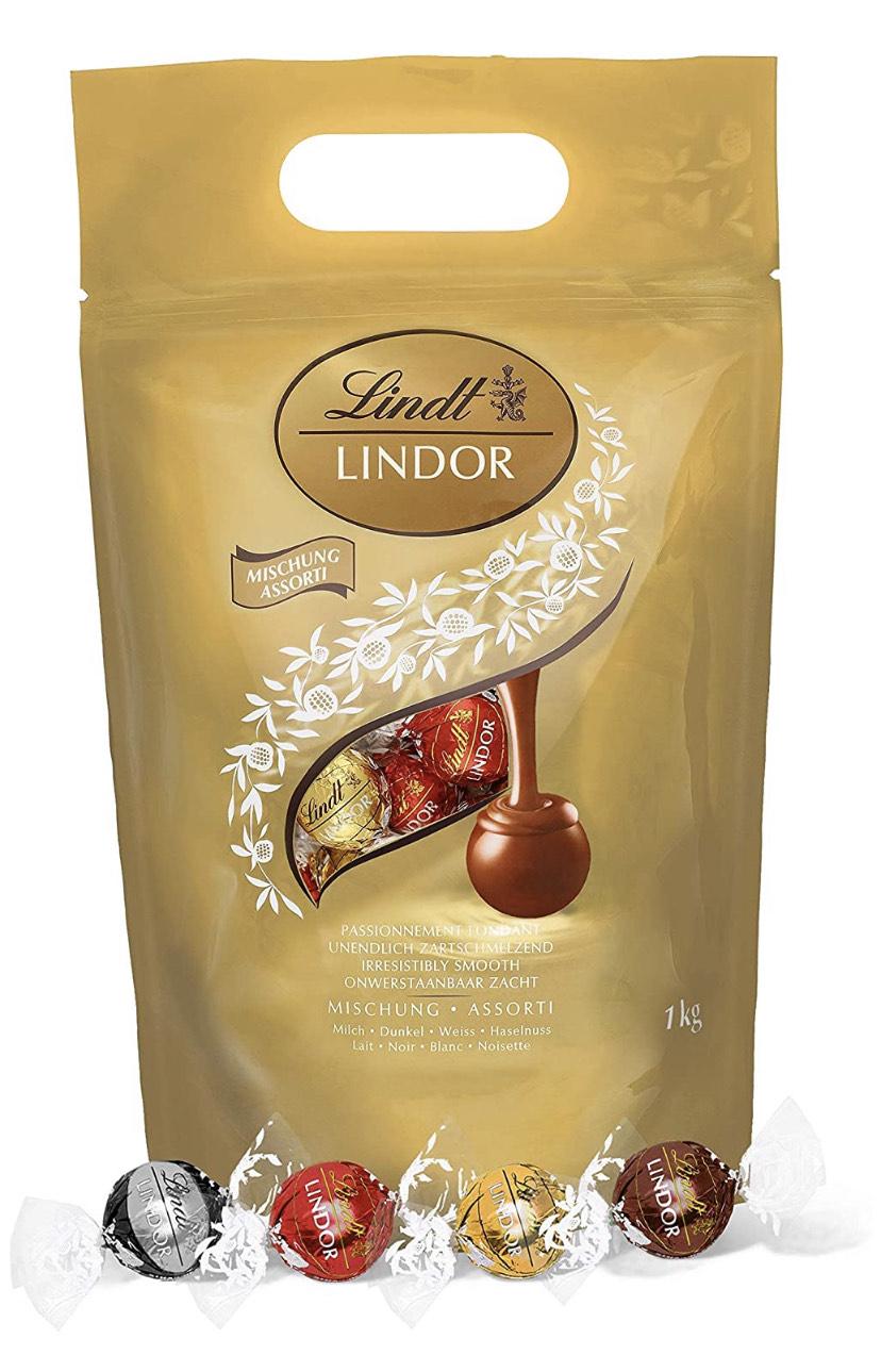 Lindt Lindor (1KG) Diverse smaken