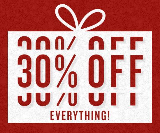Sale tot 70% korting + 30% extra korting @ America Today