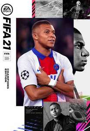 FIFA 21 Champions Edition Xbox One & Xbox Series X|S Voor €40,49 (ook andere edities zie beschrijving) @ Microsoft Store