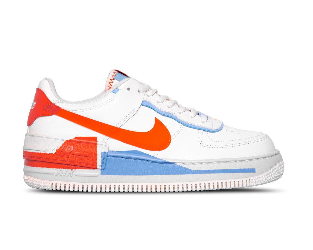 Nike WMNS Air Force 1 Shadow SE Summit White