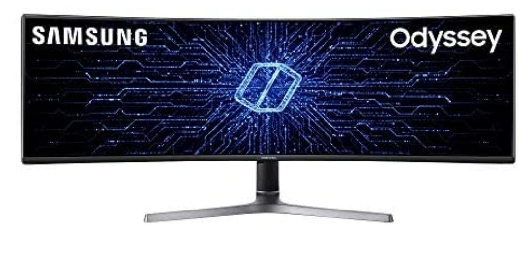 """Samsung C49RG90 - 49"""" 5120x1440"""