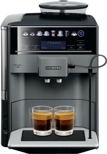 Siemens EQ6 plus S100 koffie machine