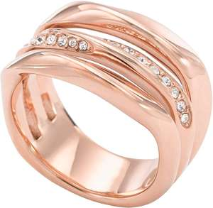 Fossil JF01321791 Damesring CLASSICS - Ring - rosegold-coloured