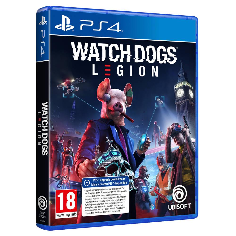 Watch Dogs Legion (PS4 + Gratis PS5 Upgrade) @ Intertoys