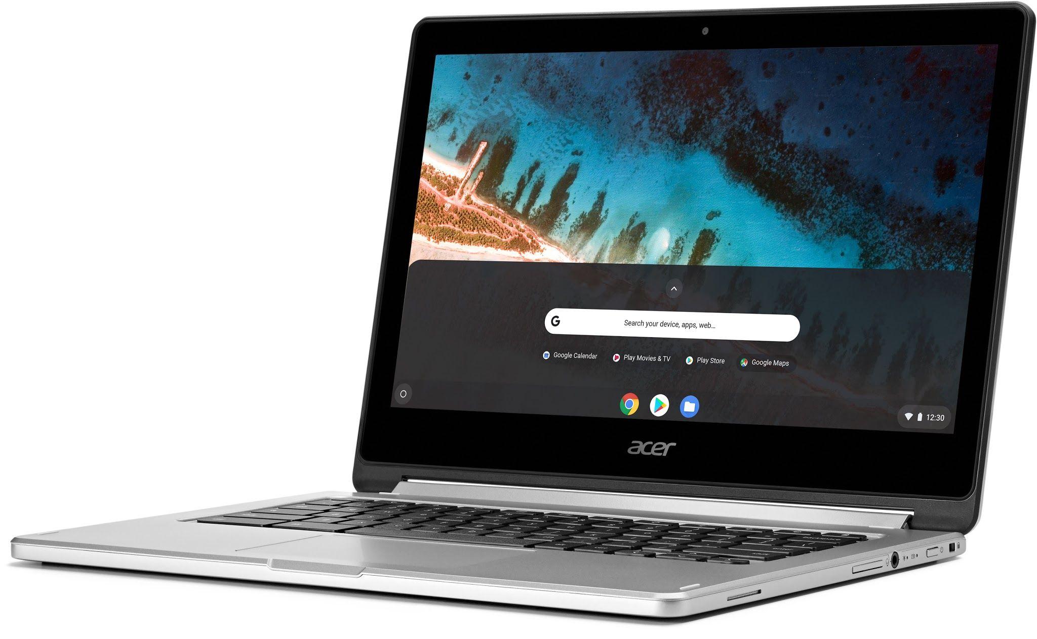Chromebook Acer R13 + gratis Google Nest Mini + Gratis 3 maanden Stadia Pro