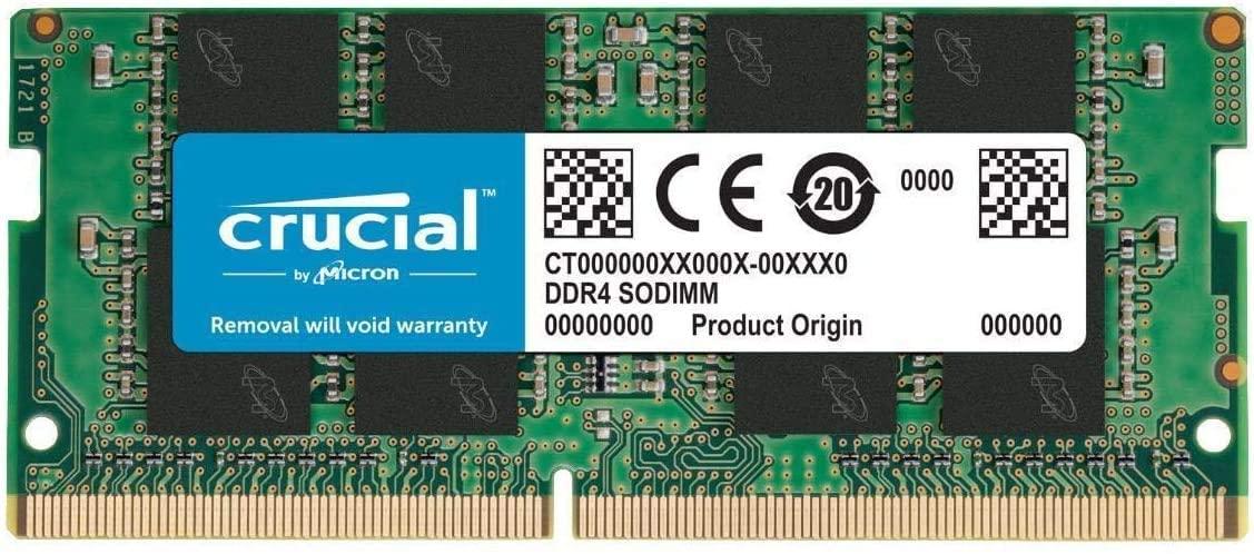 Crucial CT8G4SFRA266 - 8GB SODIMM DDR4 2.666 Mhz