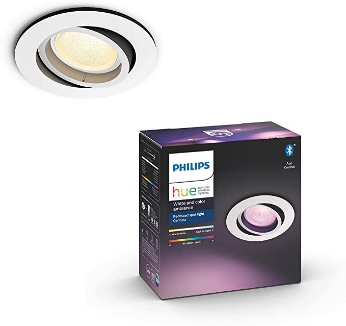 Philips Hue Centura Inbouwspot Wit
