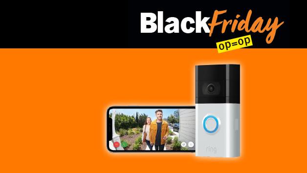 [Black Friday] Ring Video Deurbel 3 (met airmiles)