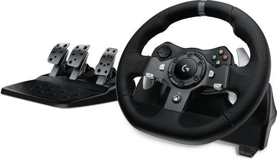 Logitech G920 racestuur voor Xbox One X/S & PC