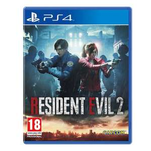 [PS4] Resident Evil 2 Remake
