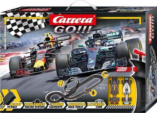 Carrera GO max racing heroes voor €48,89