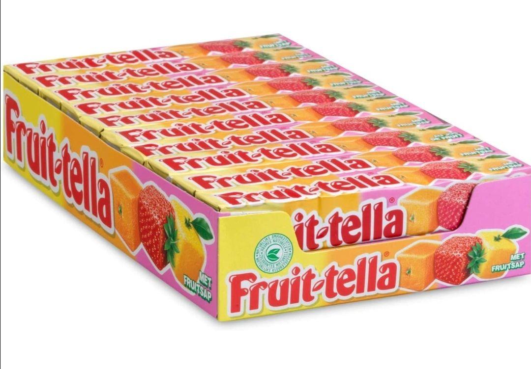 Fruittella Summer Fruit 20 Rollen *Prime Gratis Verzending